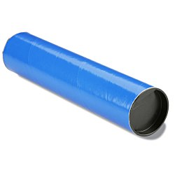 View a larger, more detailed picture of the Stock 12 Mailing Tube - Custom Message