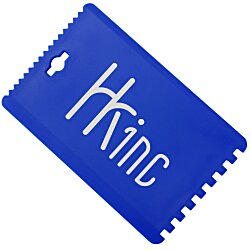 View a larger, more detailed picture of the Mini Credit Card Ice Scraper