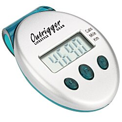 View a larger, more detailed picture of the Extreme Multifunction Pedometer