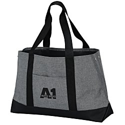 View a larger, more detailed picture of the Excel Sport Leisure Tote - 24 hr