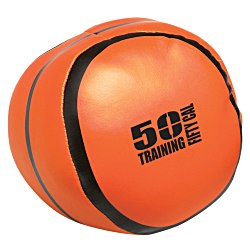 View a larger, more detailed picture of the Pillow Ball - Basketball - 24 hr