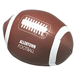 View a larger, more detailed picture of the Pillow Ball - Football - 24 hr