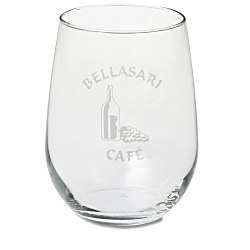 View a larger, more detailed picture of the Stemless White Wine Glass - 17 oz 