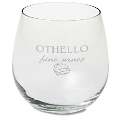 View a larger, more detailed picture of the Stemless Red Wine Glass - 16-3 4 oz 
