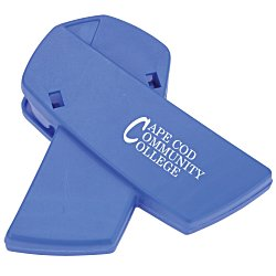 View a larger, more detailed picture of the Keep-it Clip - Awareness Ribbon - Opaque