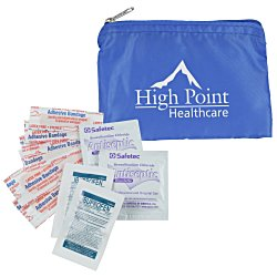 View a larger, more detailed picture of the Economy First Aid Kit w Medication