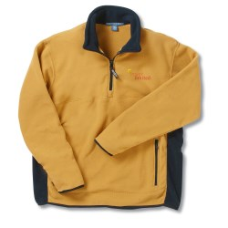 View a larger, more detailed picture of the Polartec Quarter Zip Fleece
