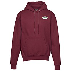 View a larger, more detailed picture of the Hanes ComfortBlend Hoodie Embroidered