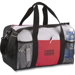 View a larger, more detailed picture of the Kaleidoscope Duffel Bag