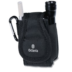 View a larger, more detailed picture of the Utility Pouch with Flashlight