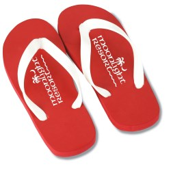 View a larger, more detailed picture of the Laguna Flip Flop Sandals
