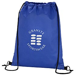 View a larger, more detailed picture of the Promotional Drawstring Sportpack
