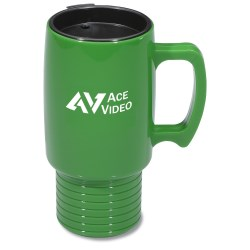 View a larger, more detailed picture of the Corn Commuter Mug - 17 oz 
