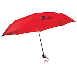 View a larger, more detailed picture of the Trendy Telescopic Folding Umbrella