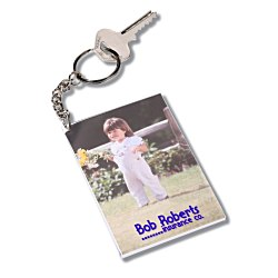 View a larger, more detailed picture of the Picture Key Holder