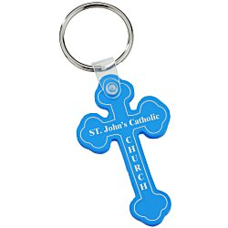View a larger, more detailed picture of the Cross Soft Key Tag