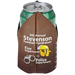 View a larger, more detailed picture of the Sports Action Pocket Coolie - Football