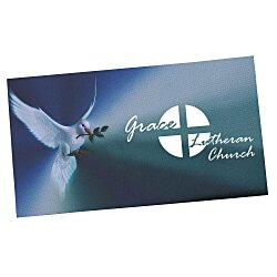 View a larger, more detailed picture of the Bic Full Color 20 mil Business Card Religious Magnet