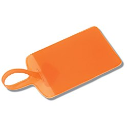 View a larger, more detailed picture of the Jelly Luggage Tag