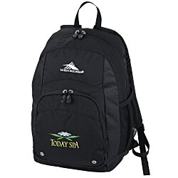 View a larger, more detailed picture of the High Sierra Impact Backpack - Embroidered