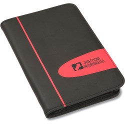 View a larger, more detailed picture of the Eclipse Jr Zippered Padfolio