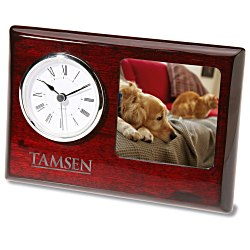 View a larger, more detailed picture of the Madera Clock & Picture Frame