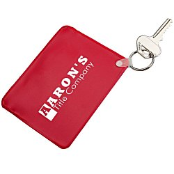 View a larger, more detailed picture of the Waterproof Wallet with Key Ring - Opaque