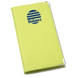 View a larger, more detailed picture of the Soft Touch Pocket Notebook