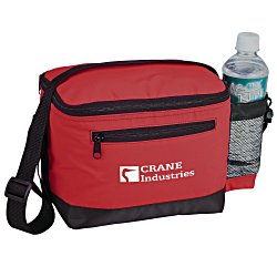 View a larger, more detailed picture of the Deluxe 6 Pack Kooler Bag