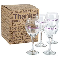 View a larger, more detailed picture of the Perception Wine Glass Set