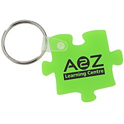 View a larger, more detailed picture of the Puzzle Soft Key Tag