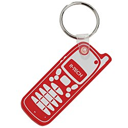 View a larger, more detailed picture of the Cell Phone Soft Key Tag