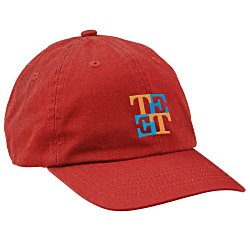 View a larger, more detailed picture of the Bio-Washed Cap - Ladies 