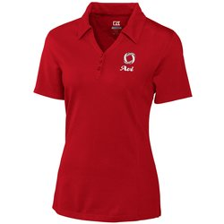 View a larger, more detailed picture of the Cutter & Buck DryTec Championship Polo - Ladies