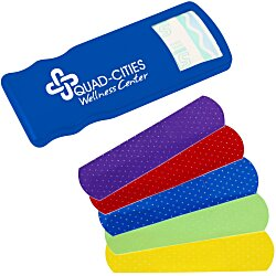View a larger, more detailed picture of the Kidz Bandage Dispenser Opaque - Colors