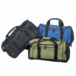 View a larger, more detailed picture of the Deluxe Sports Duffel