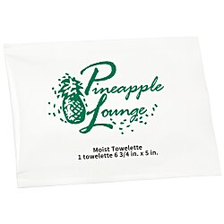 View a larger, more detailed picture of the Moist Towelette Packet
