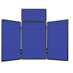 View a larger, more detailed picture of the Show N Fold Up Tabletop Display 6 Blank