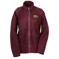 View a larger, more detailed picture of the Katahdin Tek Fleece Jacket - Ladies 