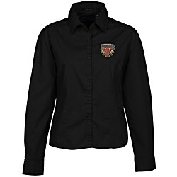 View a larger, more detailed picture of the Whisper Twill Shirt - Ladies 