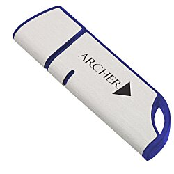 View a larger, more detailed picture of the Jazzy Flash Drive - 256MB