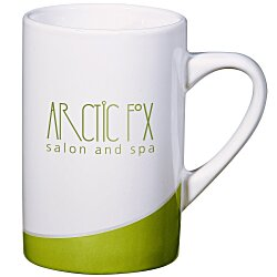 View a larger, more detailed picture of the Color Curve Mug - 14 oz
