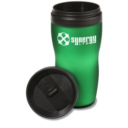 View a larger, more detailed picture of the Soft Touch Tumbler - 16 oz 