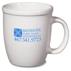 View a larger, more detailed picture of the Vista Mug 12 oz - Colors Closeout