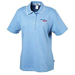 View a larger, more detailed picture of the Extreme EDRY Interlock Polo - Ladies