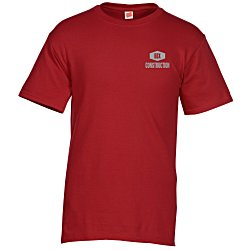 View a larger, more detailed picture of the Hanes ComfortSoft Tee - Men s - Screen - Colors