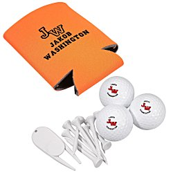 View a larger, more detailed picture of the Collapsible Kan Cooler Golf Event Pack