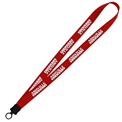 View a larger, more detailed picture of the Big Lanyard 1 - 32 Length - Plastic O-Ring - 24 hr