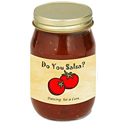 View a larger, more detailed picture of the Gourmet Salsa