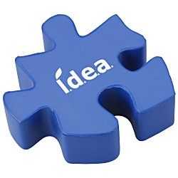 View a larger, more detailed picture of the Stress Reliever - Puzzle Piece